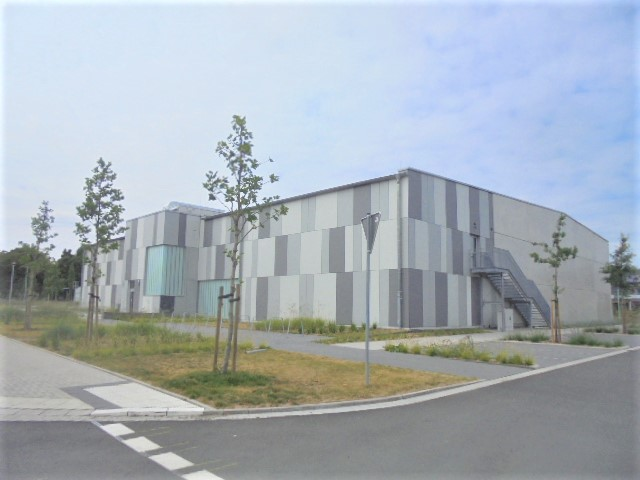 Dreifeldhalle Rheda-Wiedenbrück – Leistung XtraProjekt: Bauleitung