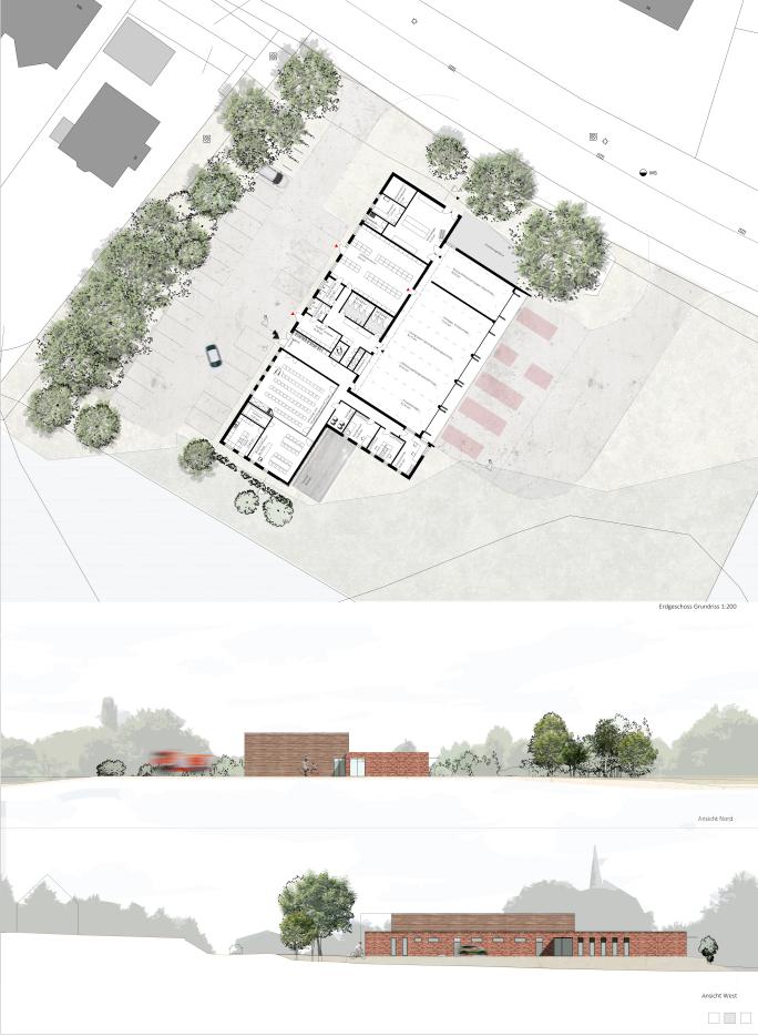 XtraProjekt Neubau Westbevern