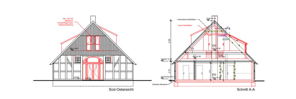 Altenberge Umbau Kotten, XtraProjekt Wilhelm Niestrath