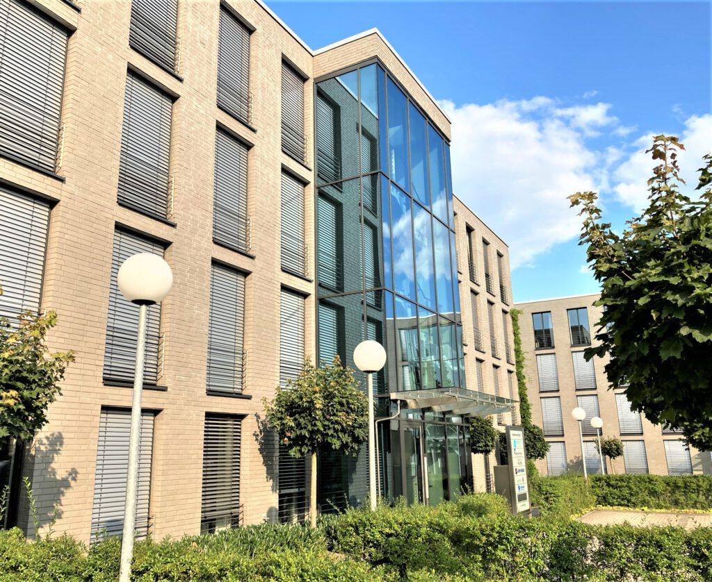 Wilhelm Niestrath Bürogebäude XtraProjekt
